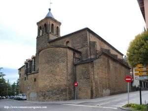 monasterio de santa cruz benedictinas jaca