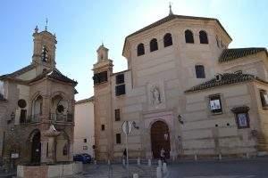 Monasterio de Santa Eufemia (Mínimas) (Antequera)