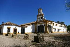 monasterio de santa maria de las escalonias bembezar del caudillo