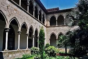 monasterio de santa maria de montsio esplugues de llobregat