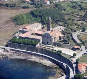monasterio de santa maria de oia santa maria de oia