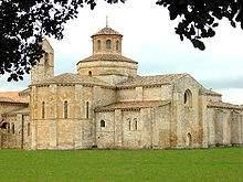 Monasterio de Santa María de Valbuena (San Bernardo)