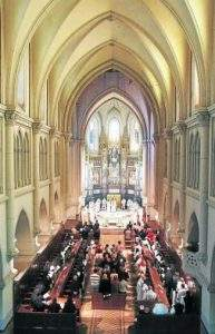 monasterio de santa maria de viaceli padres cistercienses cobreces