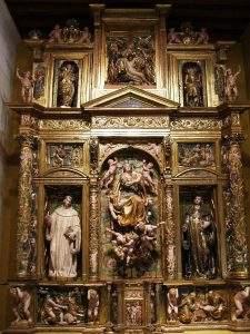 monasterio de santa maria de vilena madres cistercienses villarcayo
