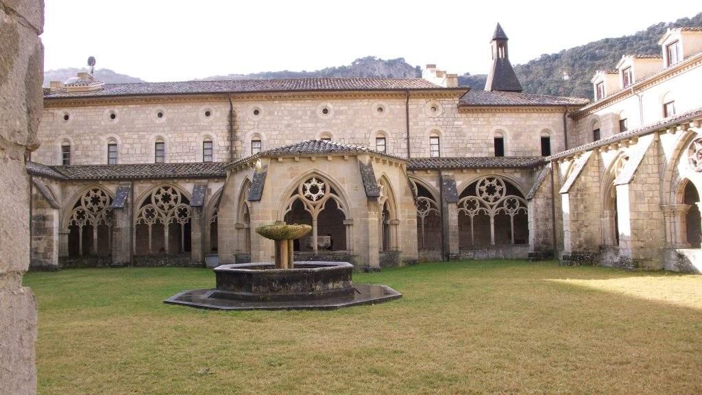monasterio de santa maria la real de irantzu teatinos abarzuza