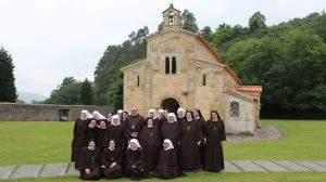 monasterio de santa maria la real de valdedios carmelitas samaritanas del corazon de jesus valdedios
