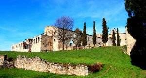 monasterio de santa maria la real de valdeiglesias pelayos de la presa