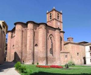 monasterio de santa maria la real franciscanos najera