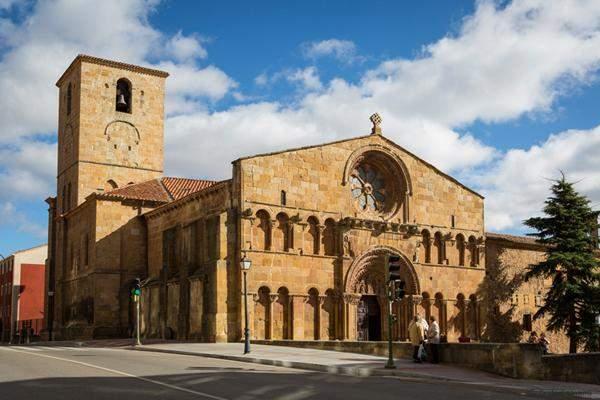 monasterio de santo domingo clarisas soria 1