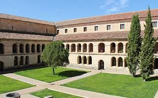monasterio de santo domingo dominicas caleruega 1