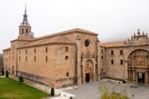 monasterio de yuso agustinos recoletos san millan de la cogolla
