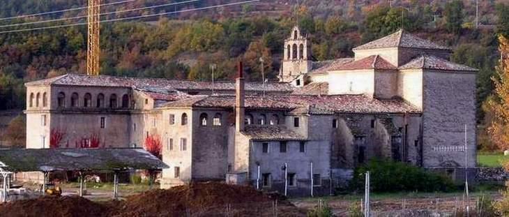 monasterio del carmen boltana