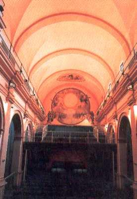 monasterio del corpus christi dominicas