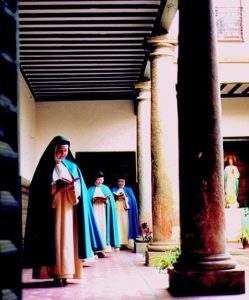Monasterio del Creador y de la Inmaculada (Concepcionistas) (Campo de Criptana)