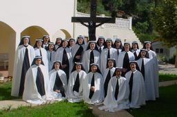 monasterio del oasis de jesus sacerdote argentona 1