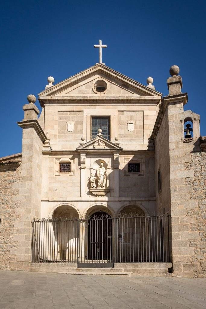 monasterio del sagrado corazon y san jose carmelitas descalzas san lorenzo de el escorial