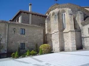 monasterio del salvador benedictinas palacios de benaver