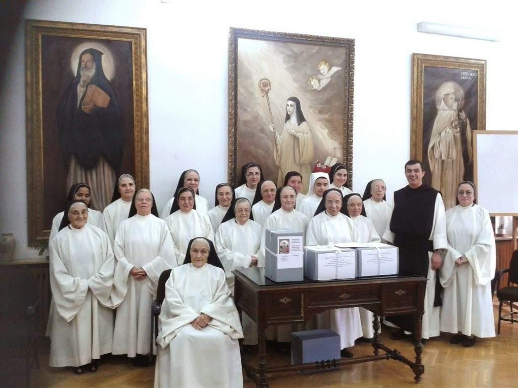 monasterio del santisimo sacramento madres cistercienses boadilla del monte