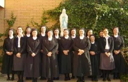 monasterio hijas de maria nuestra senora talavera de la reina