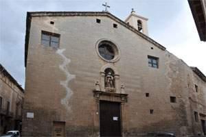 monestir de la purissima concepcio capuchinas palma de mallorca