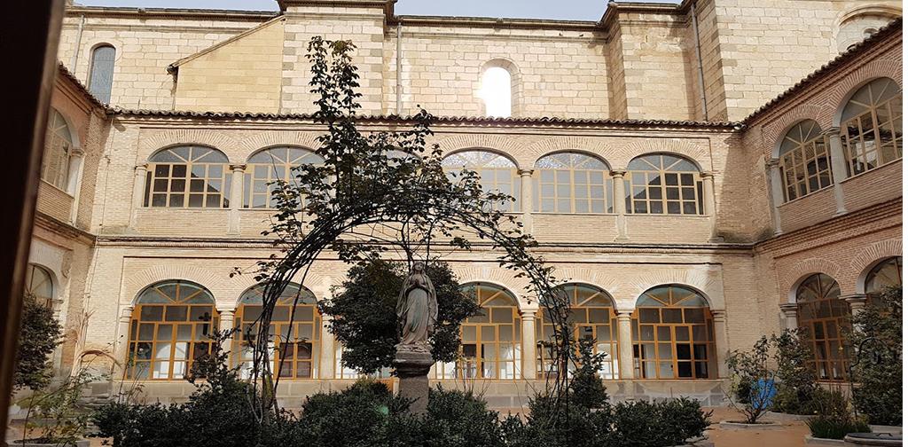 monestir de linmaculada concepcio concepcionistes mao