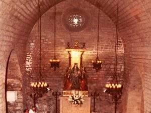 Monestir de Nostra Senyora dels Àngels i Santa Clara (Dominicas Contemplativas) (Manresa)