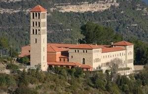 monestir de sant benet mm benedictines montserrat