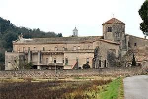 Monestir de Sant Daniel (Benedictinas) (Girona)