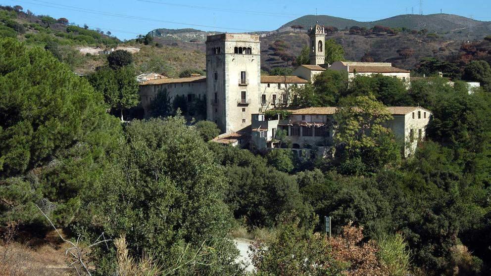 monestir de sant jeroni de la murtra badalona