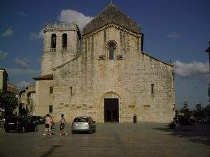 monestir de sant pere besalu