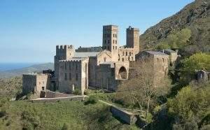 Monestir de Sant Pere de Rodes (El Port de la Selva)