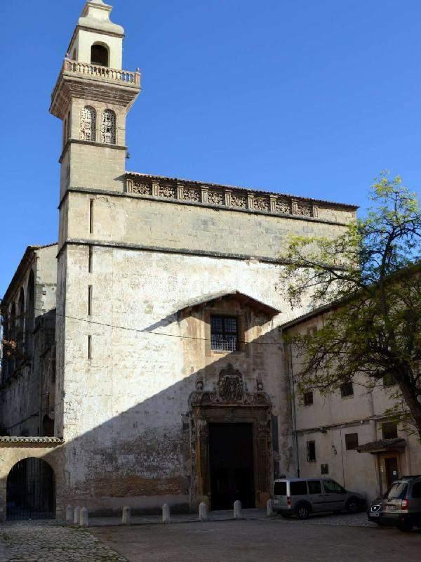 monestir de santa clara clarisas palma de mallorca