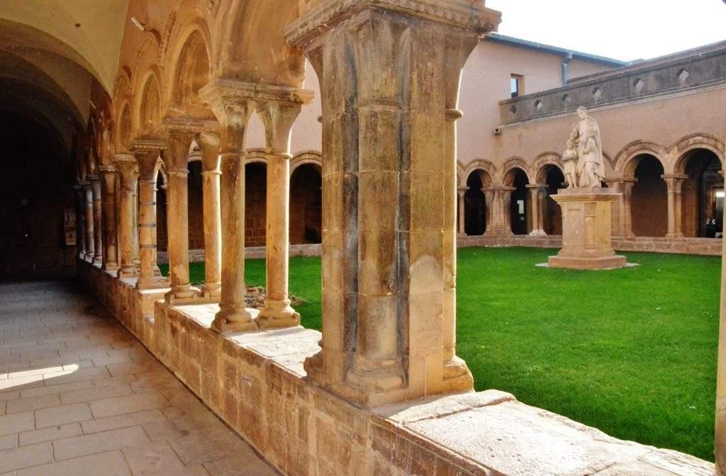 monestir de santa maria de bellpuig de les avellanes os de balaguer