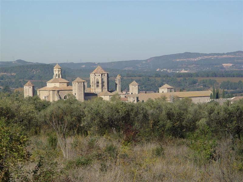 monestir de santa maria de poblet poblet