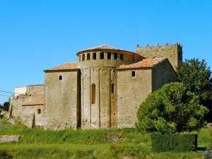 monestir de santa maria de serrateix viver i serrateix