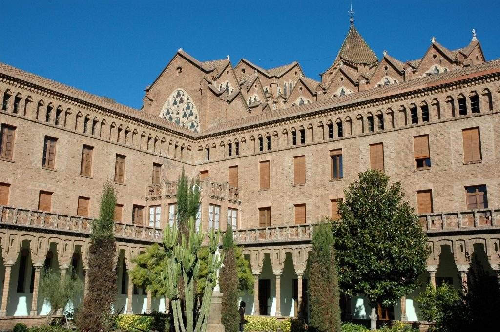 monestir de santa maria de valldonzella madres cistercienses barcelona