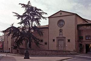 monestir de santa teresa carmelites descalces vic