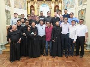noviciado de agustinos recoletos monteagudo