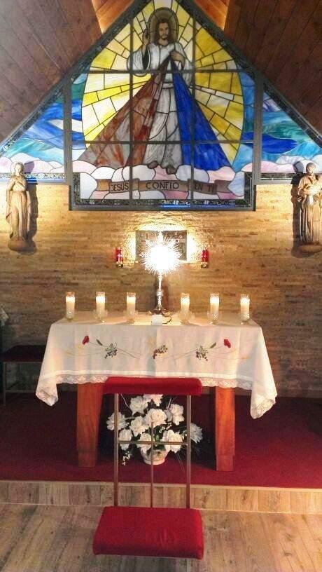 oratorio de la divina misericordia barcelona 1