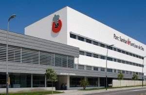 Parc Sanitari Sant Joan de Déu (Àrea Salud Mental) (Sant Boi de Llobregat)