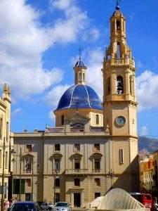 Parroquia Arciprestal de Santa María (Alcoi)