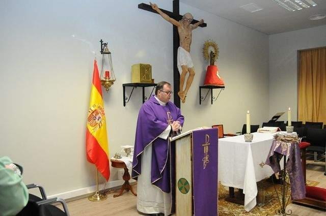 parroquia castrense de la academia de oficiales de la guardia civil aranjuez