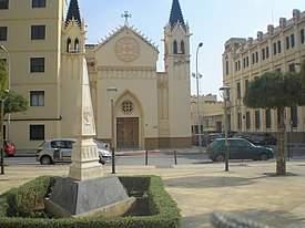 Parroquia Castrense de Melilla (Melilla)