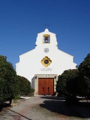 parroquia castrense de nuestra senora de loreto santiago de la ribera