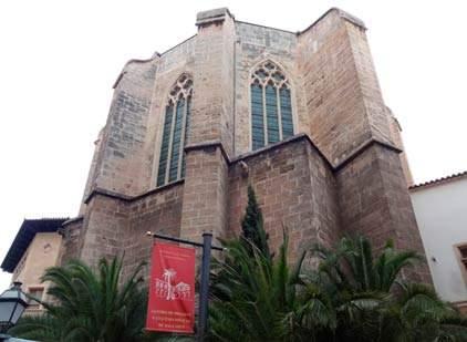 parroquia castrense de santa margarita palma de mallorca