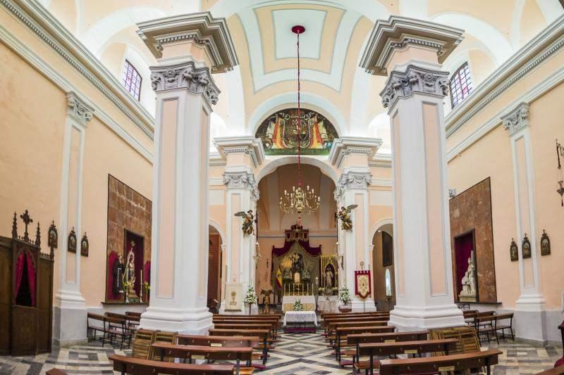 parroquia castrense del santo angel custodio cadiz