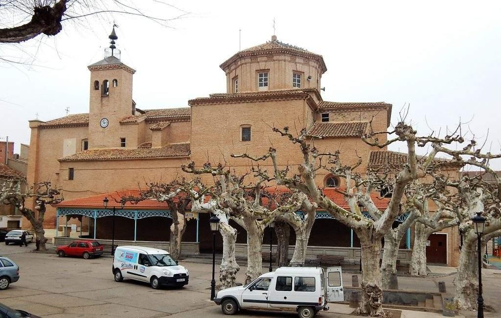 parroquia de almonacid de la sierra almonacid de la sierra