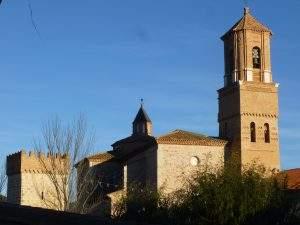 parroquia de almonacid gallur