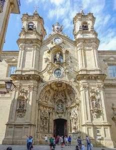 parroquia de andre maria donostia