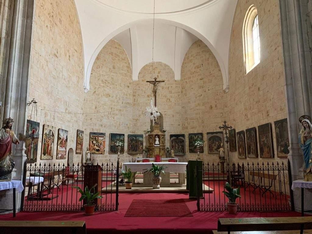 parroquia de arcenillas arcenillas